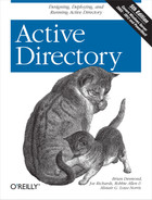 Cover image for Active Directory, 5th Edition