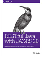 Cover image for RESTful Java with JAX-RS 2.0, 2nd Edition
