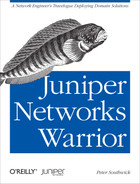 Cover image for Juniper Networks Warrior