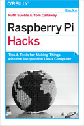 Cover image for Raspberry Pi Hacks