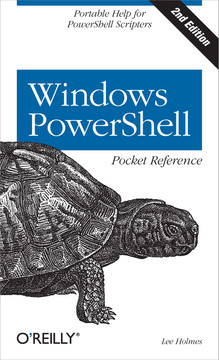 1  PowerShell Language and Environment - Windows PowerShell Pocket