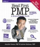 Cover of Head First PMP, 3rd Edition