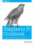 Cover image for Raspberry Pi Cookbook