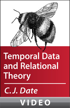 Temporal Data and Relational Theory
