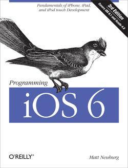 Programming iOS 6, 3rd Edition