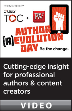 Author Revolution Day 2013: Be the Change