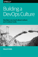 Cover of Building a DevOps Culture