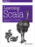 Cover of Learning Scala