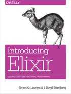 Cover of Introducing Elixir