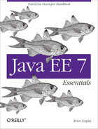 Cover of Java EE 7 Essentials