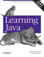 Cover of Learning Java, 4th Edition