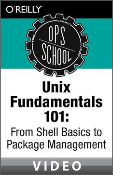 Unix Fundamentals 101