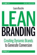 Cover of Lean Branding
