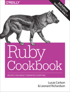 Cover of Ruby Cookbook, 2nd Edition