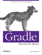 Cover of Gradle Beyond the Basics