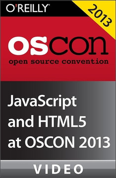 JavaScript and HTML5 at OSCON 2013