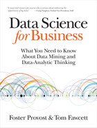 Cover of Data Science for Business