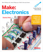 Cover of Make: Electronics