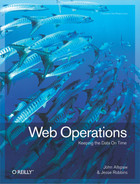 Cover of Web Operations