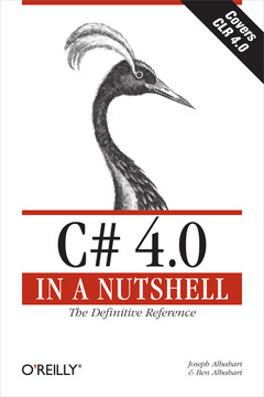 C# 4.0 in a Nutshell, 4th Edition