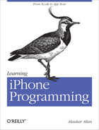 Cover image for Learning iPhone Programming