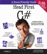 Cover image for Head First C#, 2nd Edition