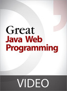 Cover image for Great Java Web Programming: Level 1