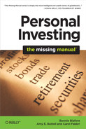 Cover image for Personal Investing: The Missing Manual