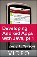 Cover image for Developing Android Applications with Java, Part 1