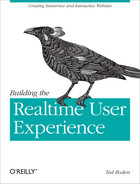Cover image for Building the Realtime User Experience
