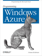 Cover image for Programming Windows Azure