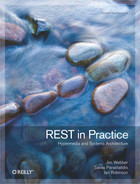 Cover of REST in Practice