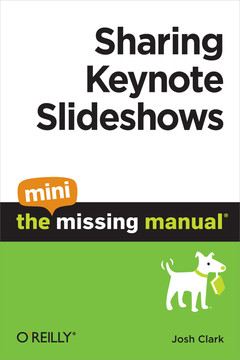 Sharing Keynote Slideshows: The Mini Missing Manual