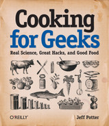 Cover of Cooking for Geeks