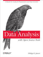 Cover image for Data Analysis with Open Source Tools