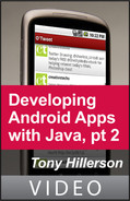 Cover image for Developing Android Applications with Java, Part 2