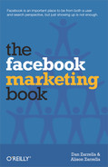 Cover of The Facebook Marketing Book