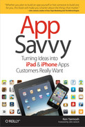 Cover image for App Savvy