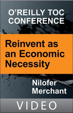 Reinvent as an Economic Necessity