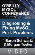 Cover image for Diagnosing and Fixing MySQL Performance Problems