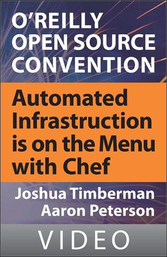 Automated Infrastructure is on the Menu with Chef