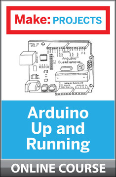 Arduino Up and Running