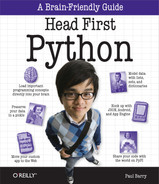Cover of Head First Python