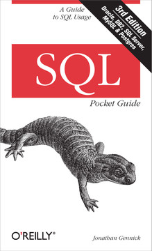 SQL Pocket Guide, 3rd Edition