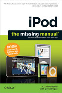 Cover image for iPod: The Missing Manual, 9th Edition