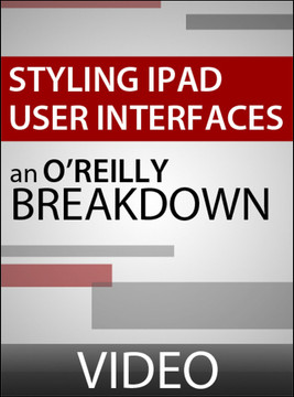 Styling iPad User Interfaces