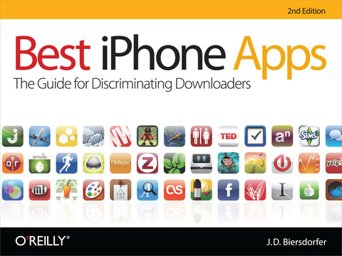 Best iPhone Apps, 2nd Edition
