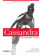 Cover of Cassandra: The Definitive Guide