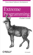 Cover image for Extreme Programming Pocket Guide
