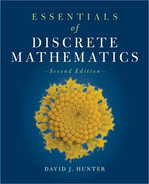 Cover of Essentials of Discrete Mathematics, 2nd Edition